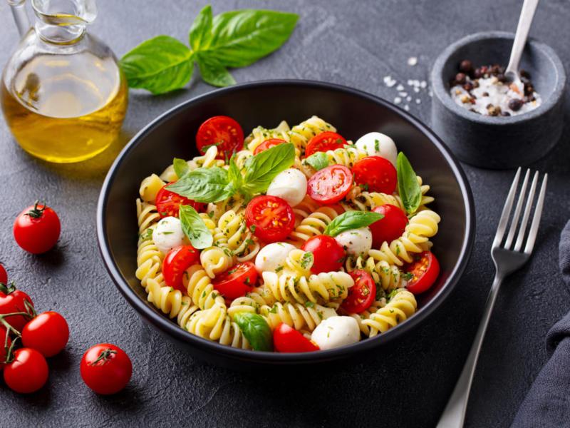 Pasta alla checca, la semplicità di un piatto romano