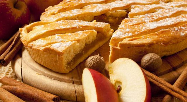 Torta cuor di mela: non la solita torta di mele