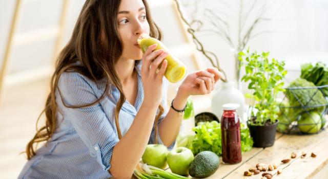 Dieta dei frullati, per perdere qualche chilo di troppo