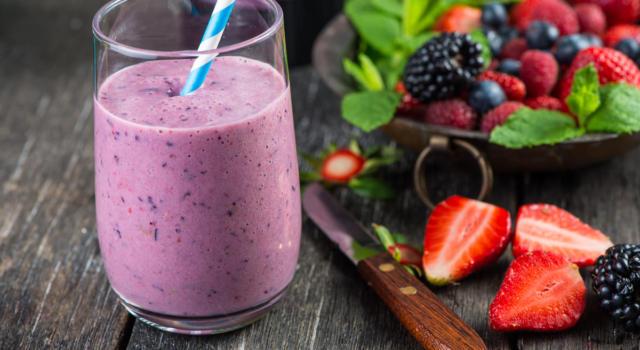 Frullati dimagranti: ottimi per perdere peso e fare il pieno di vitamine