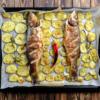 Versatile e semplice da preparare, ecco la ricetta della spigola al forno