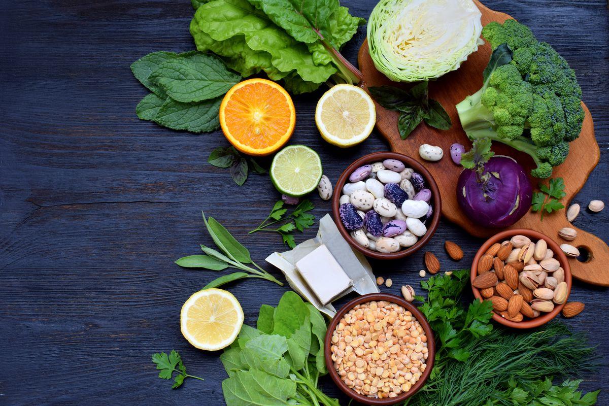 Alimenti contenenti acido folico