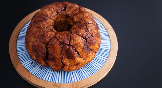 Monkey bread o pane della scimmia: alzi la mano chi è curioso di scoprire questa ricetta!
