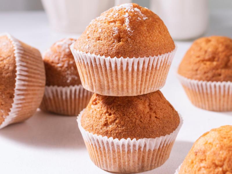 Chi l'avrebbe mai detto che questi sono dei muffin light?
