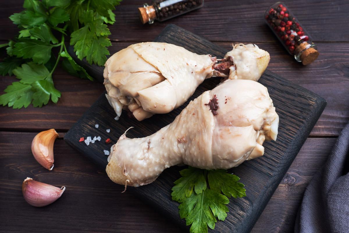 pollo bollito