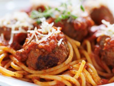 Spaghetti con polpette: il piatto americano che ha conquistato l'Italia