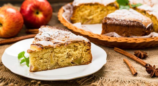 Ogni stagione ha le sue ricette: ecco la torta d'inverno