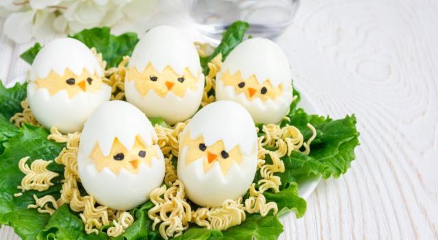 Uova camuffate per Pasqua: simpatiche e… deliziose
