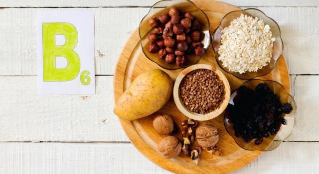 Vitamina B6: a cosa serve, in quali alimenti si trova e conseguenze di una carenza