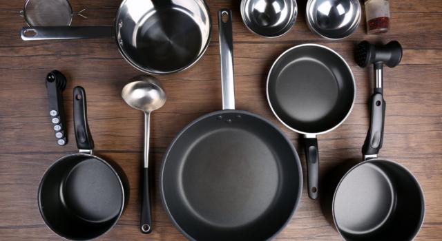Quali sono le migliori padelle per cucinare?