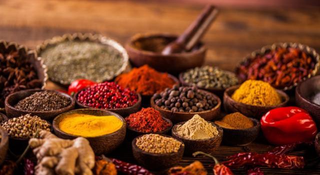 Lasciamoci trasportare dal profumo delle spezie indiane