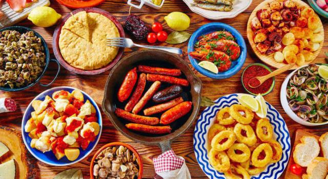 Scopriamo colori e sapori della cucina spagnola attraverso le tapas