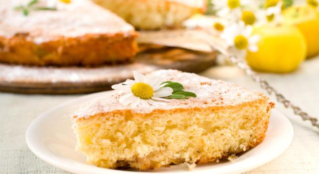 La torta alla camomilla è il dolce perfetto per conciliare il sonno!