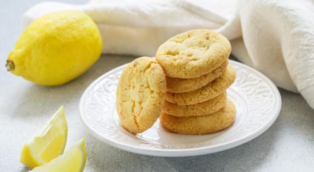 Perfetti per l'inzuppo ma anche da soli, ecco i biscotti senza burro