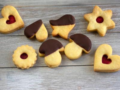 Biscotti al burro con il Bimby: perfetti se siete di corsa