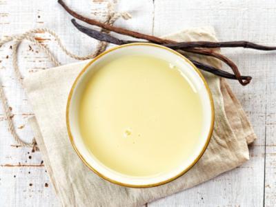 Crema alla vaniglia, perfetta per accompagnare i dolci
