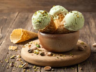 Gelato al pistacchio con il Bimby: perfetto con e senza gelatiera