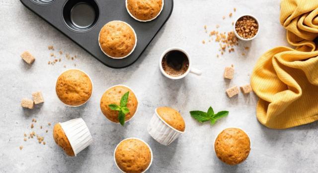 Muffin senza burro, perfetti per la colazione di tutta la famiglia