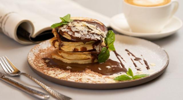 Pancake alla Nutella: 3 modi per prepararli, uno più goloso dell'altro