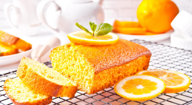Come resistere al plumcake al limone?