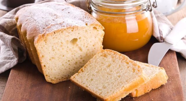 Sembra incredibile, eppure questo è un plumcake senza burro!