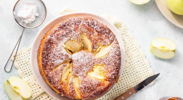Torta di mele di Suor Germana: una ricetta da provare