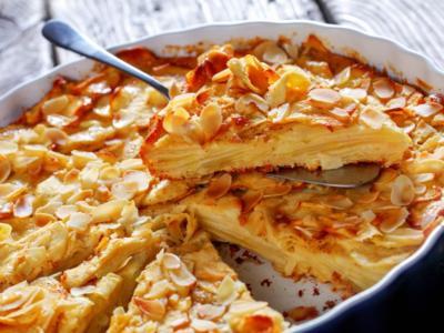 Veloci prima che sparisca: è la torta di mele magica!