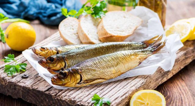 Aringhe affumicate: ricette e consigli per gustarle