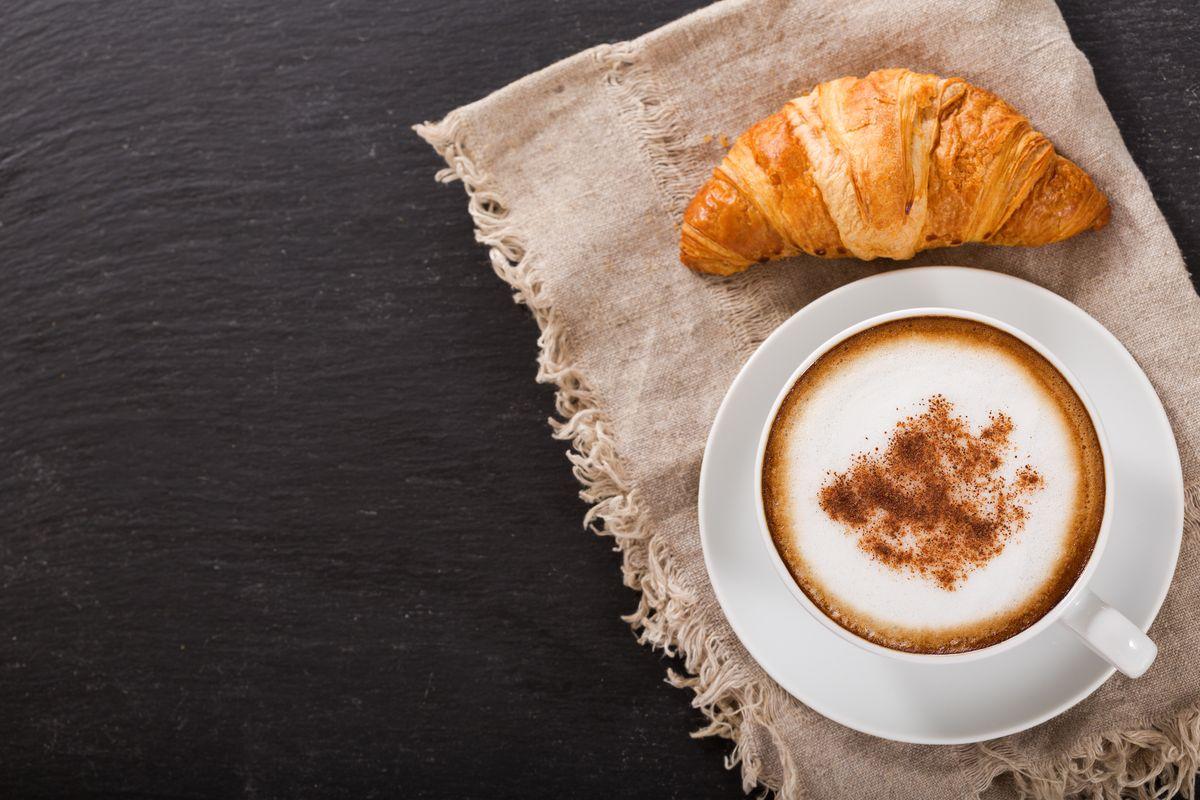 Cappuccino con latte vegetale