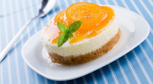 Cheesecake alle albicocche: fresca, estiva e… magica!