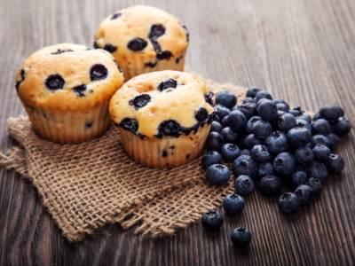 Muffin vegani ai mirtilli: incredibilmente buoni!