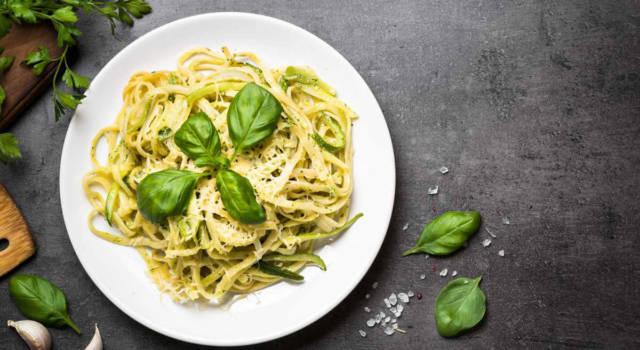 Spaghetti alla Nerano, un piatto ricco di storia