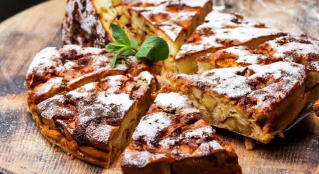 Torta di mele di Sant'Orfeo, una specialità umbra