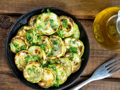 Zucchine trifolate con il Bimby: semplicità e gusto