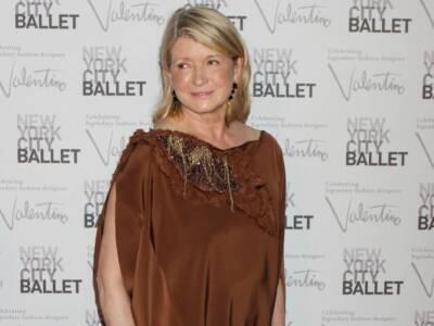 Tutto su Martha Stewart: cuoca, esperta di bon ton e molto altro