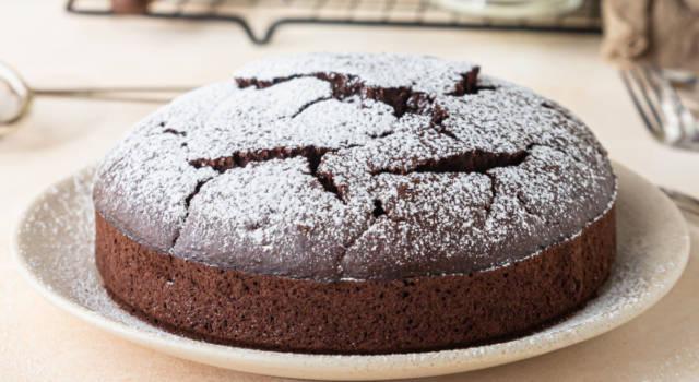 Torta nuvola nera, molto più di un dolce al cioccolato