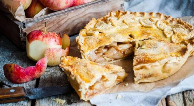 Provate l'Apple Pie di Martha Stewart e non ve ne pentirete