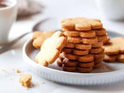 Friabili e dolci al punto giusto, i biscotti di pasta frolla diventeranno i vostri preferiti