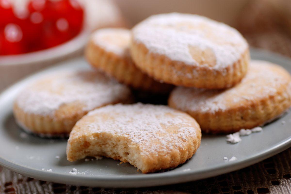 Biscotti senza lievito