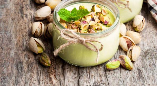 Impossibile resistere alla crema al pistacchio