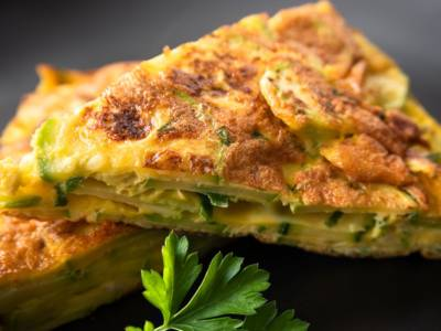 Farifrittata di zucchine: una delizia sia in padella che al forno