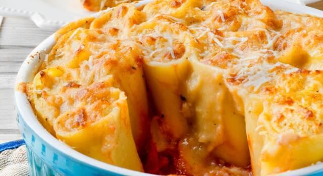 """Pasta al forno """"alveare"""": una ricetta da… ape Regina"""