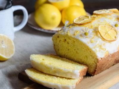 La lemon pound cake di Martha Stewart è incredibile