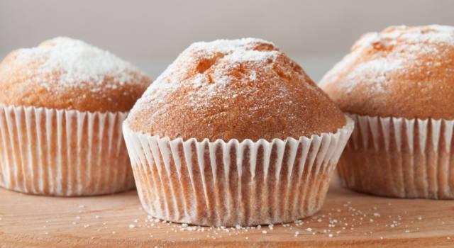 Soffici, leggeri e anche senza glutine: questi muffin sono da provare