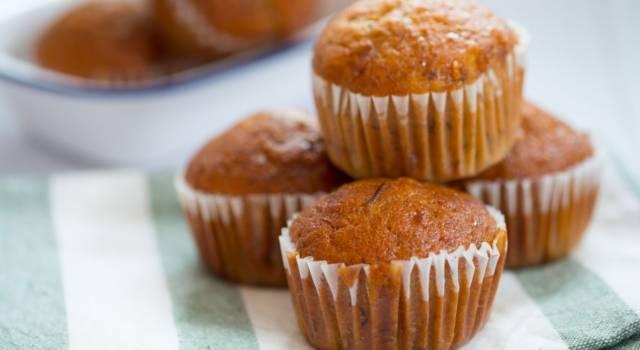 Muffin senza uova che non hanno nulla da invidiare ai tradizionali