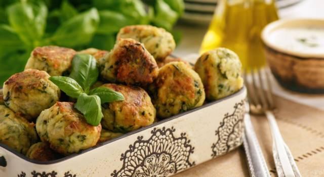 Polpette di zucchine al forno: il secondo che non ti aspetti