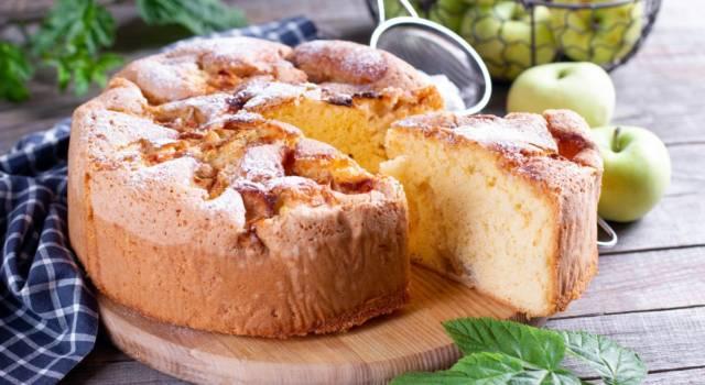 La torta di mele di Cannavacciuolo è da provare