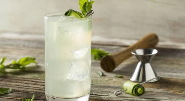 Cocktail Invisibile: un drink extra alcolico ed esplosivo