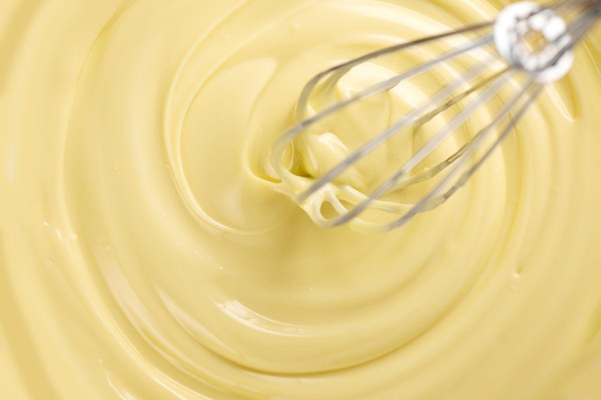 Ganache al cioccolato bianco