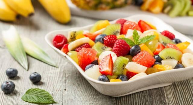Macedonia di frutta: la nostra ricetta è fresca e succosa… semplicemente perfetta!